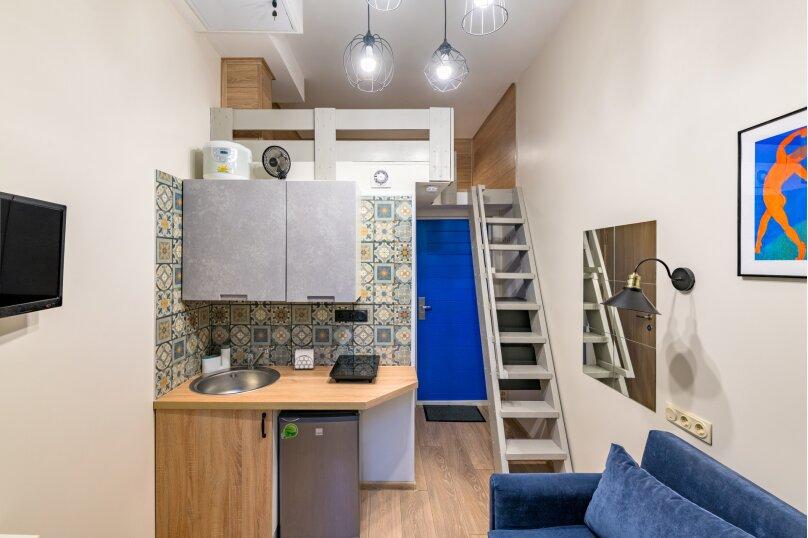 1-комн. квартира, 12 кв.м. на 3 человека, набережная канала Грибоедова, 40, Санкт-Петербург - Фотография 10
