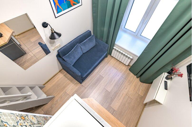 1-комн. квартира, 12 кв.м. на 3 человека, набережная канала Грибоедова, 40, Санкт-Петербург - Фотография 13