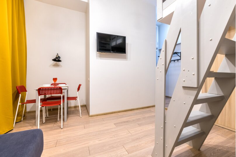 1-комн. квартира, 22 кв.м. на 4 человека, набережная канала Грибоедова, 38, Санкт-Петербург - Фотография 8