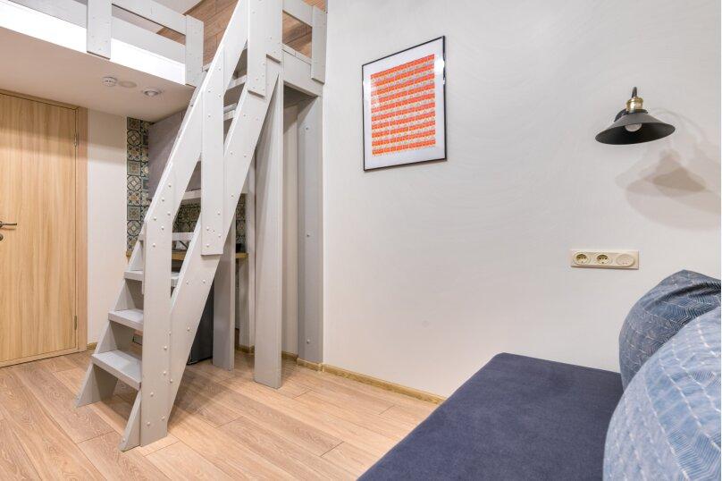 1-комн. квартира, 22 кв.м. на 4 человека, набережная канала Грибоедова, 38, Санкт-Петербург - Фотография 10