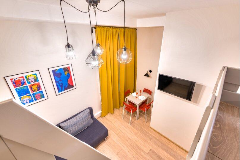 1-комн. квартира, 22 кв.м. на 4 человека, набережная канала Грибоедова, 38, Санкт-Петербург - Фотография 13