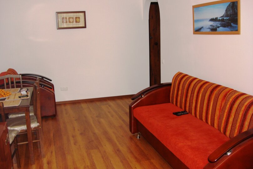 1-комн. квартира, 35 кв.м. на 3 человека, улица Абазгаа, 43/1, Гагра - Фотография 4