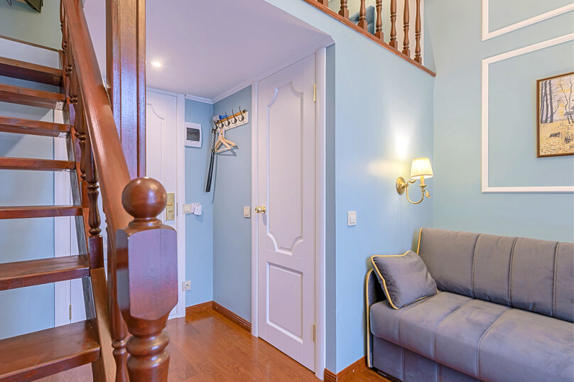 1-комн. квартира, 12 кв.м. на 4 человека, Инженерная улица, 7, Санкт-Петербург - Фотография 2
