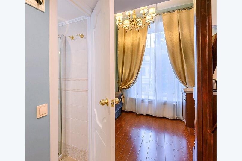 1-комн. квартира, 12 кв.м. на 4 человека, Инженерная улица, 7, Санкт-Петербург - Фотография 7