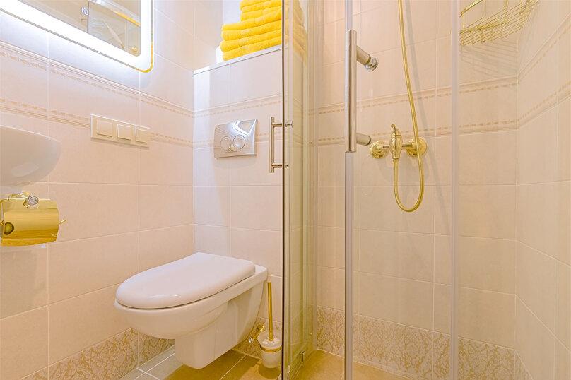 1-комн. квартира, 12 кв.м. на 4 человека, Инженерная улица, 7, Санкт-Петербург - Фотография 12
