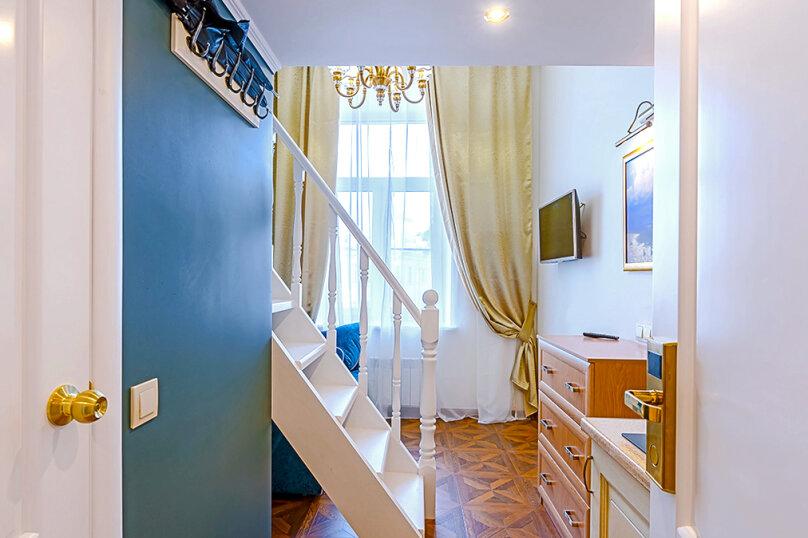 1-комн. квартира, 12 кв.м. на 4 человека, Инженерная улица, 7, Санкт-Петербург - Фотография 4
