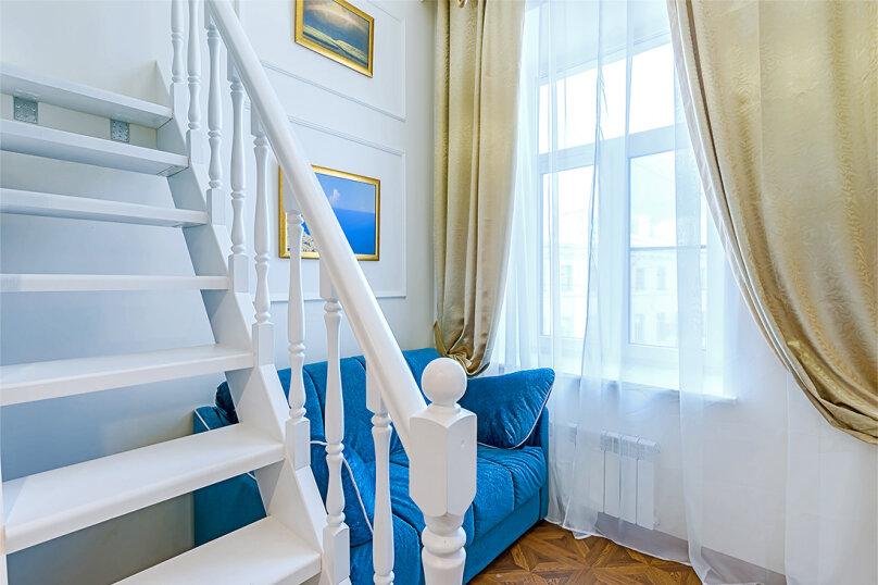 1-комн. квартира, 12 кв.м. на 4 человека, Инженерная улица, 7, Санкт-Петербург - Фотография 5