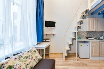 1-комн. квартира, 19 кв.м. на 4 человека, Гороховая улица, 4, Санкт-Петербург - Фотография 1