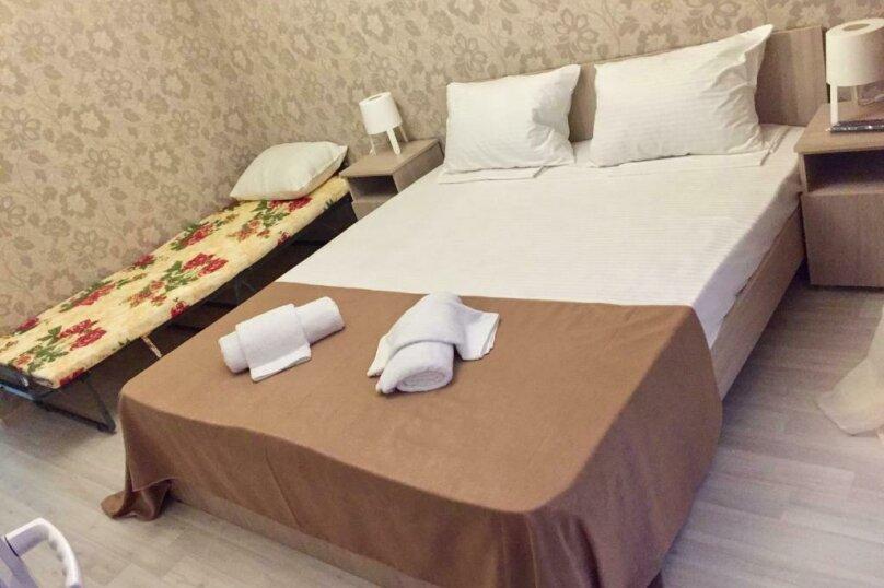 Двухместный номер с 1 кроватью, Сухумское шоссе, , Гудаута - Фотография 1