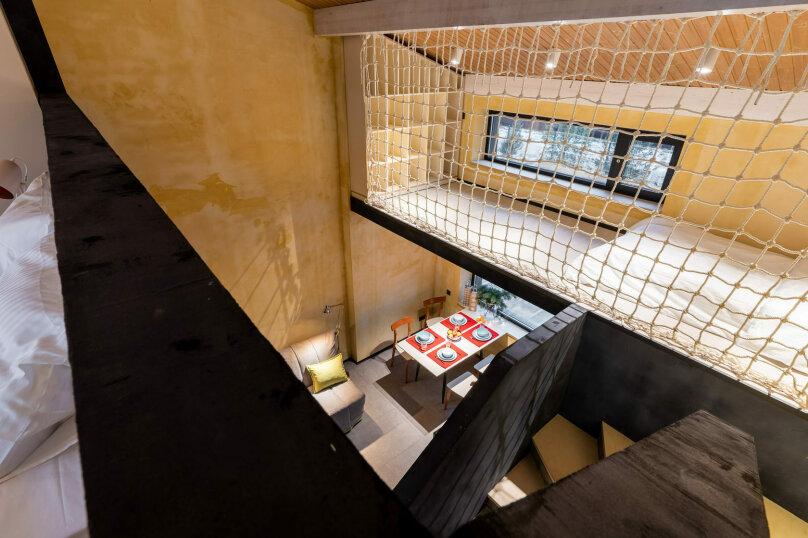 Таунхаус, 61 кв.м. на 3 человека, 1 спальня, 41А-180, 1, Санкт-Петербург - Фотография 4