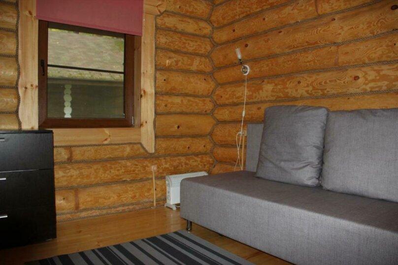Деревянный дом 2+6, д. Дедиловские Выселки, Зелёная улица, 23, Тула - Фотография 3