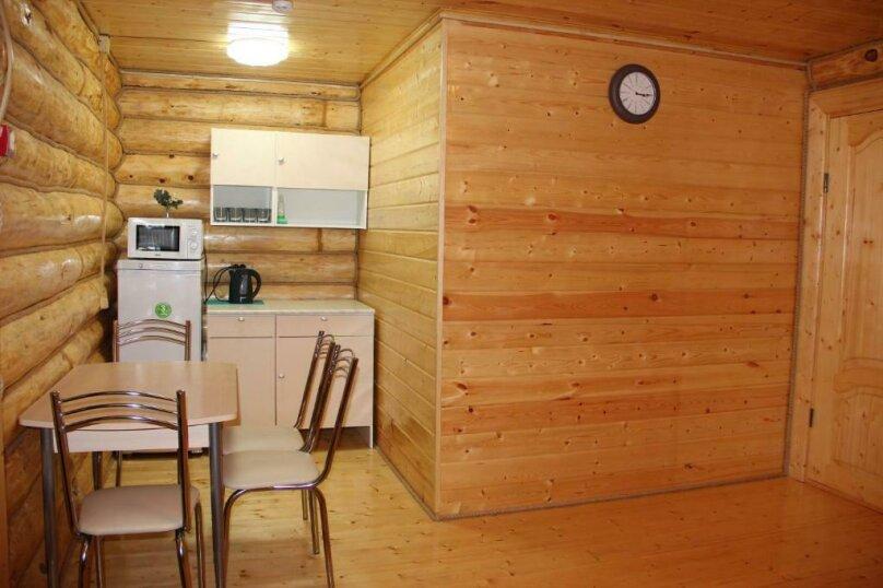 Деревянный дом  с сауной, д. Дедиловские Выселки, Зелёная улица, 23, Тула - Фотография 5
