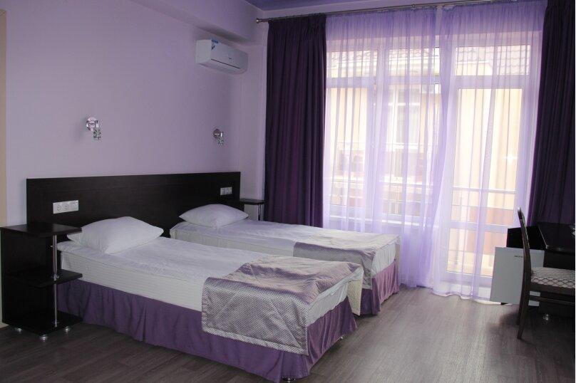 Делюкс с 2мя отдельными  кроватями, Победы, 2, Лазаревское - Фотография 1