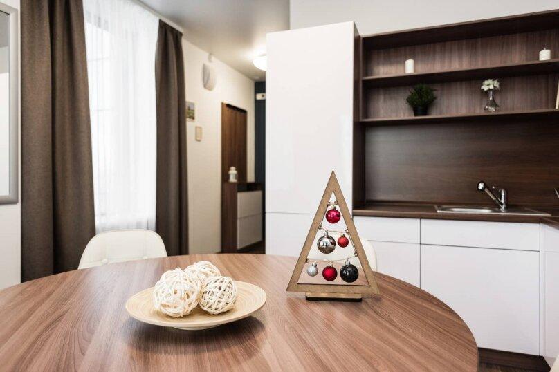 1-комн. квартира на 4 человека, улица Малышева, 42А, Екатеринбург - Фотография 7