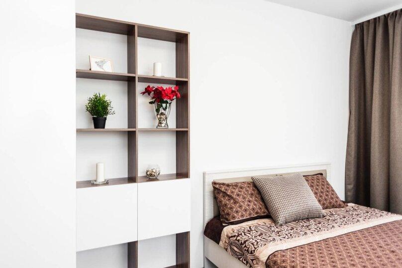 1-комн. квартира на 4 человека, улица Малышева, 42А, Екатеринбург - Фотография 23