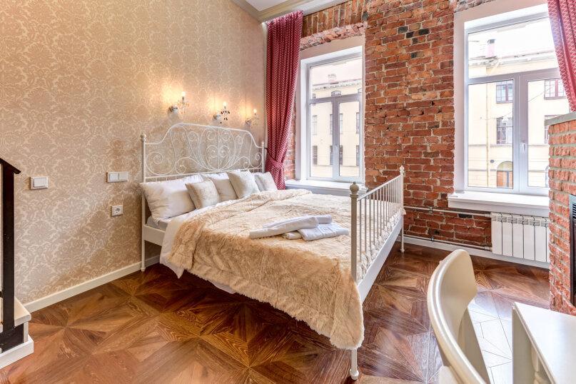 1-комн. квартира, 24 кв.м. на 4 человека, Петропавловская улица, 8, Санкт-Петербург - Фотография 2