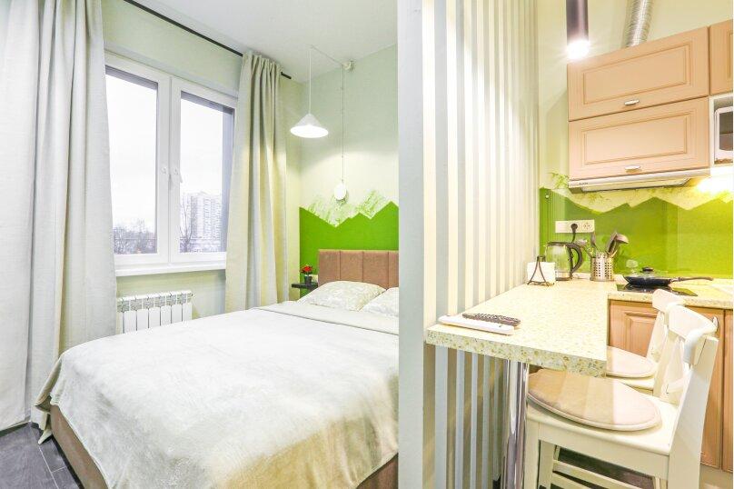 1-комн. квартира, 18 кв.м. на 2 человека, Профсоюзная улица, 128А, Москва - Фотография 2