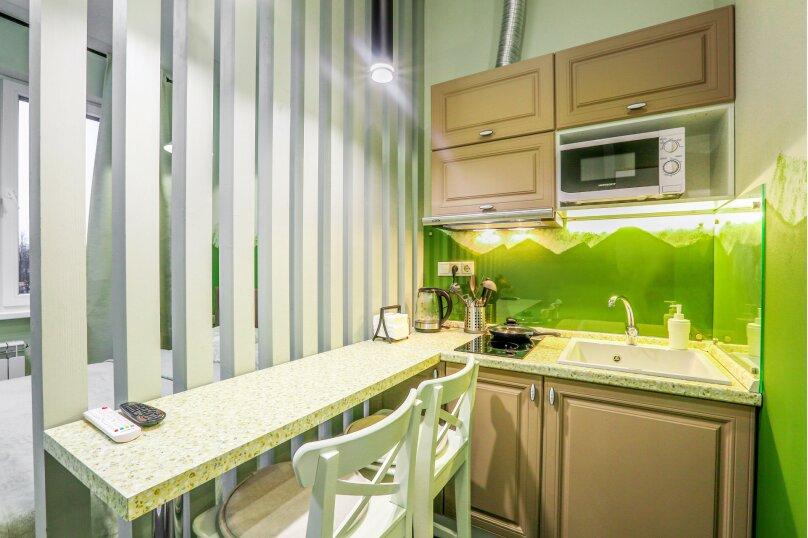1-комн. квартира, 18 кв.м. на 2 человека, Профсоюзная улица, 128А, Москва - Фотография 3