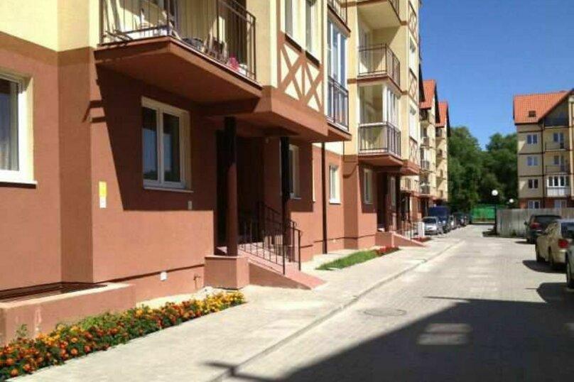 2-комн. квартира, 62 кв.м. на 5 человек, Приморская, 25, Зеленоградск - Фотография 12