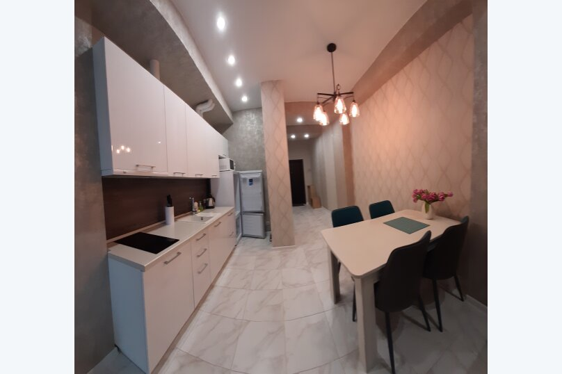 1-комн. квартира, 46 кв.м. на 4 человека, Белорусская улица, 8, Адлер - Фотография 7