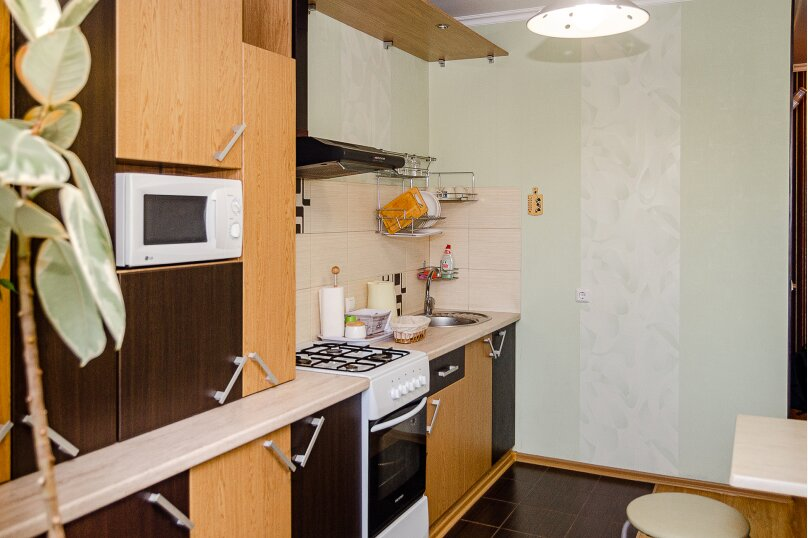 1-комн. квартира, 40 кв.м. на 2 человека, Парковая улица, 5, Белгород - Фотография 10