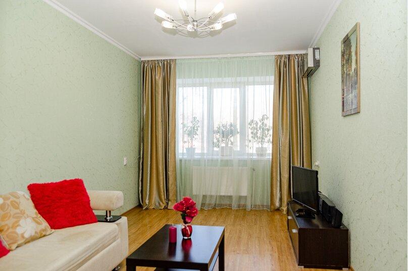 1-комн. квартира, 40 кв.м. на 2 человека, Парковая улица, 5, Белгород - Фотография 16