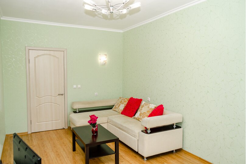 1-комн. квартира, 40 кв.м. на 2 человека, Парковая улица, 5, Белгород - Фотография 17