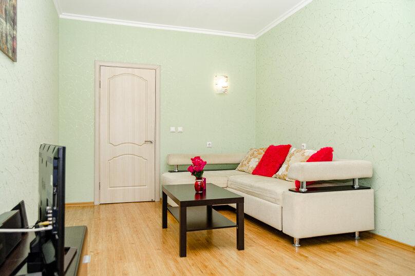 1-комн. квартира, 40 кв.м. на 2 человека, Парковая улица, 5, Белгород - Фотография 19