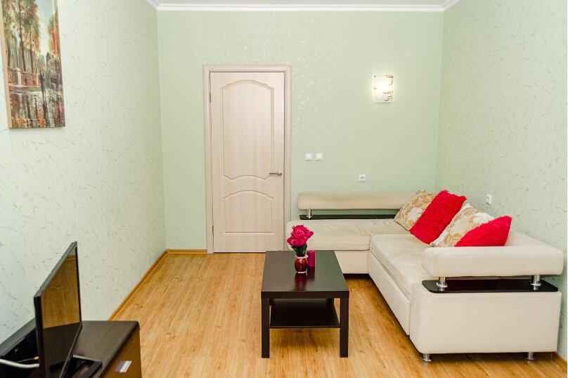 1-комн. квартира, 40 кв.м. на 2 человека, Парковая улица, 5, Белгород - Фотография 21