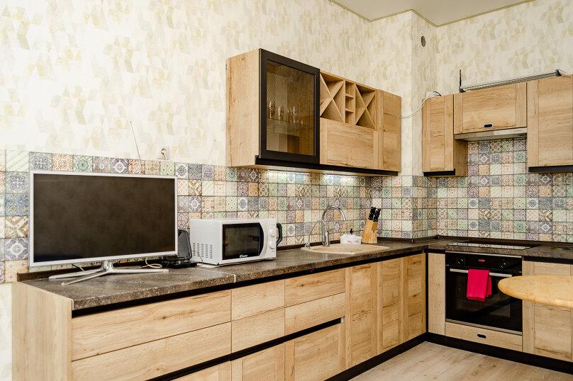 1-комн. квартира, 50 кв.м. на 4 человека, Парковая улица, 8, Белгород - Фотография 17