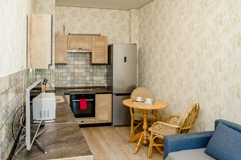 1-комн. квартира, 50 кв.м. на 4 человека, Парковая улица, 8, Белгород - Фотография 22