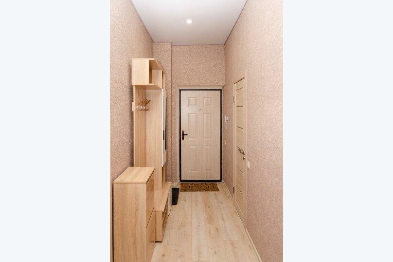1-комн. квартира, 50 кв.м. на 4 человека, Парковая улица, 8, Белгород - Фотография 24