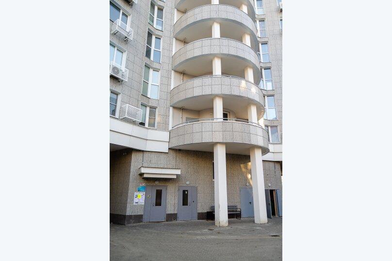 1-комн. квартира, 50 кв.м. на 4 человека, Парковая улица, 8, Белгород - Фотография 26
