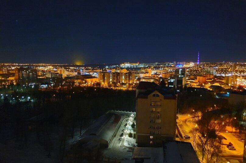 1-комн. квартира, 50 кв.м. на 4 человека, Парковая улица, 8, Белгород - Фотография 35