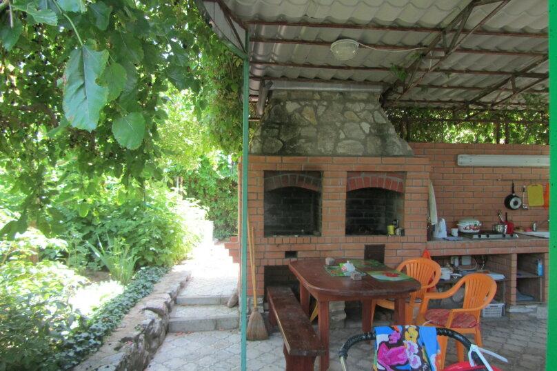 Комната на 4 человека (кровать, диван), Фонтанная, 15, село Мысовое - Фотография 19