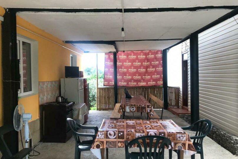 """Гостевой дом """"А Амины"""", село Псырцха, Сухумское шоссе на 17 комнат - Фотография 2"""