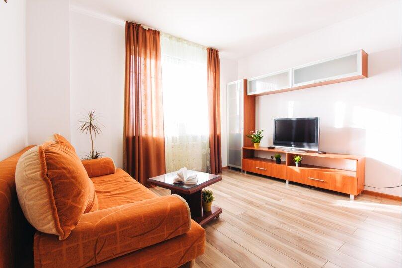 1-комн. квартира, 39 кв.м. на 4 человека, Эпроновская улица, 33, Калининград - Фотография 6