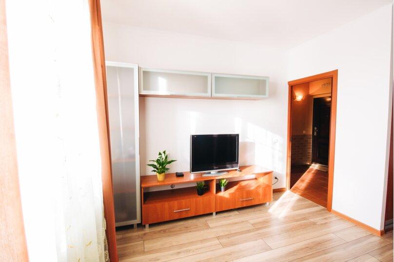 1-комн. квартира, 39 кв.м. на 4 человека, Эпроновская улица, 33, Калининград - Фотография 7