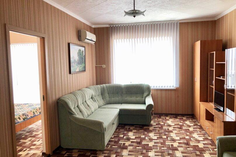 Семейный 4х-местный 2х-комнатный, Центральная улица, 25, Витязево - Фотография 2