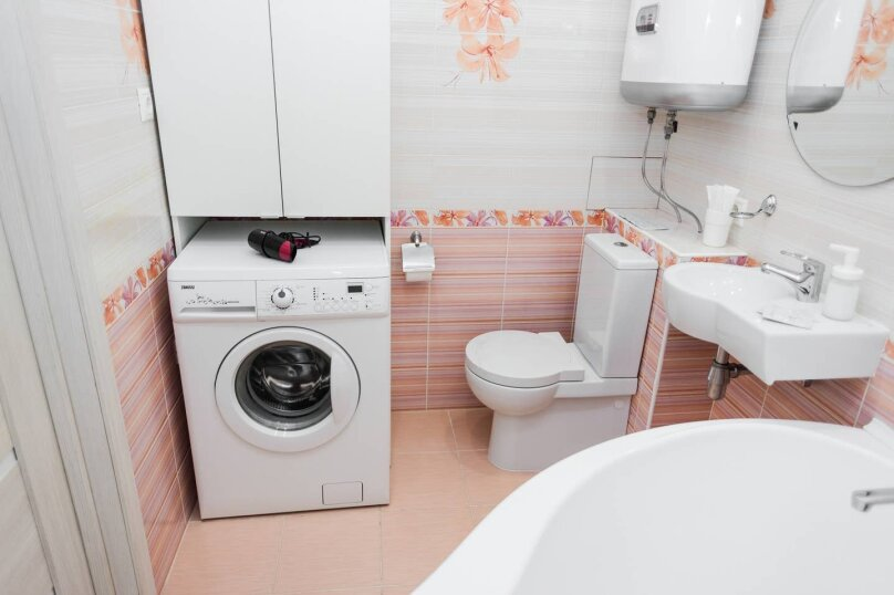 2-комн. квартира на 8 человек, Московская улица, 77, Екатеринбург - Фотография 2