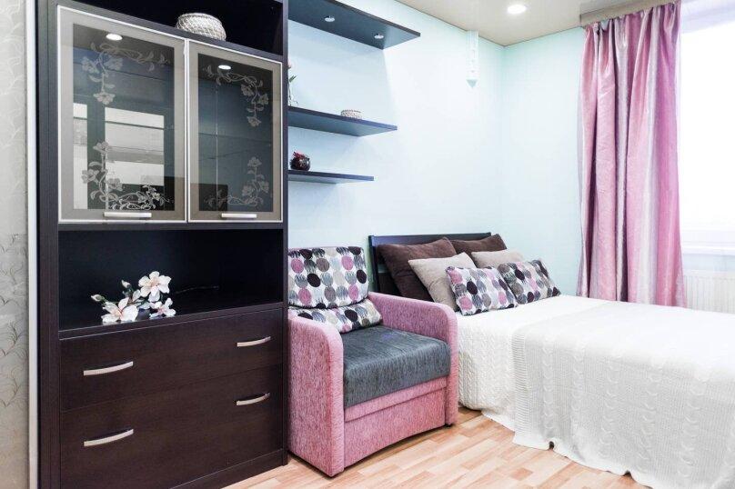 2-комн. квартира на 8 человек, Московская улица, 77, Екатеринбург - Фотография 9