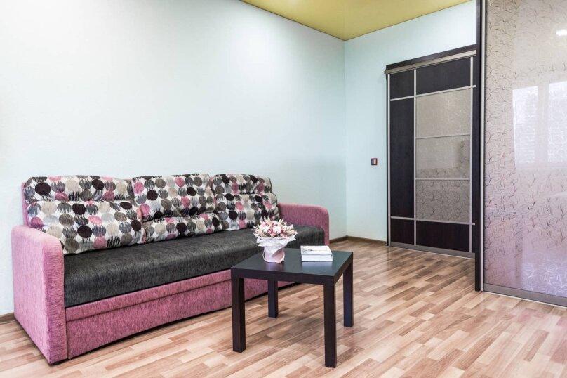 2-комн. квартира на 8 человек, Московская улица, 77, Екатеринбург - Фотография 20