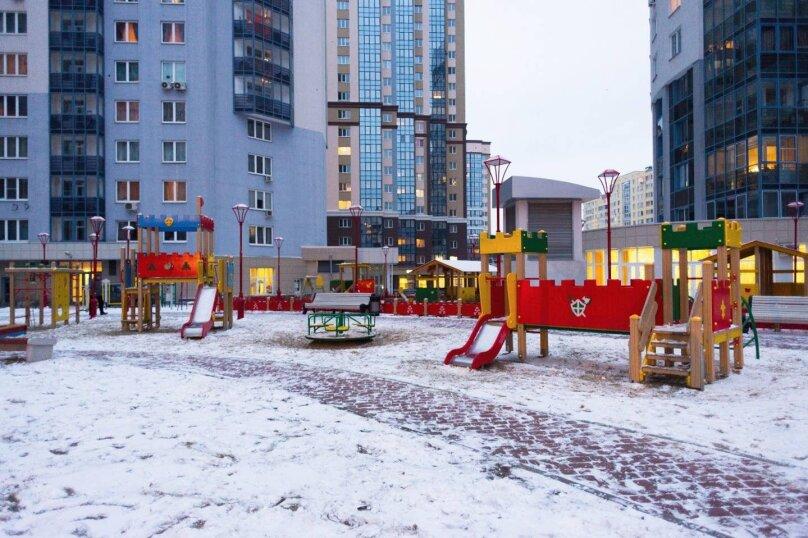 2-комн. квартира на 8 человек, Московская улица, 77, Екатеринбург - Фотография 26