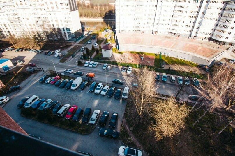1-комн. квартира, 39 кв.м. на 4 человека, Эпроновская улица, 33, Калининград - Фотография 17