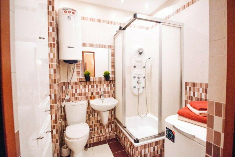 1-комн. квартира, 39 кв.м. на 4 человека, Эпроновская улица, 33, Калининград - Фотография 19