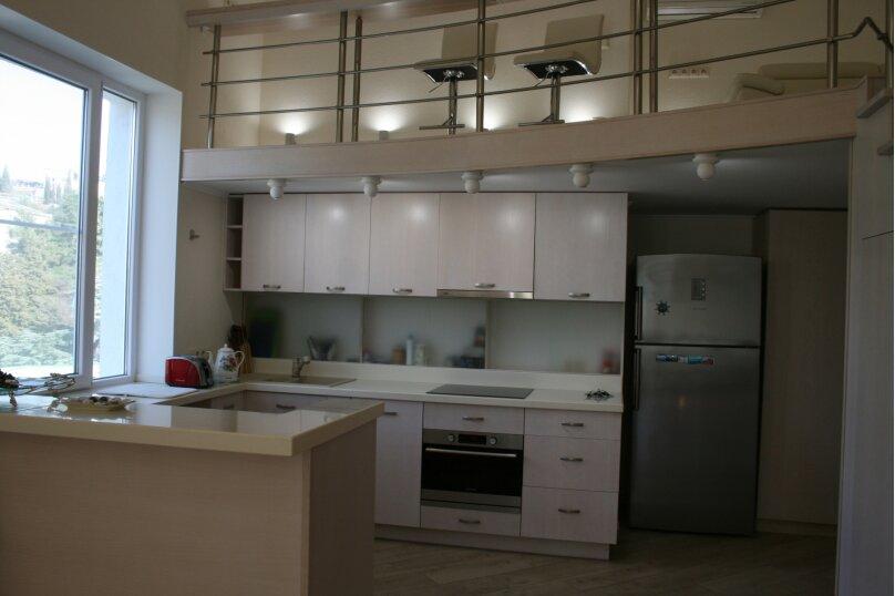 3-комн. квартира, 65 кв.м. на 7 человек, Прибрежная улица, 7, Партенит - Фотография 3