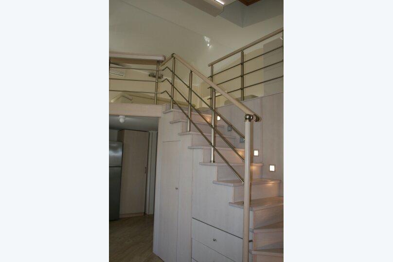 3-комн. квартира, 65 кв.м. на 7 человек, Прибрежная улица, 7, Партенит - Фотография 8