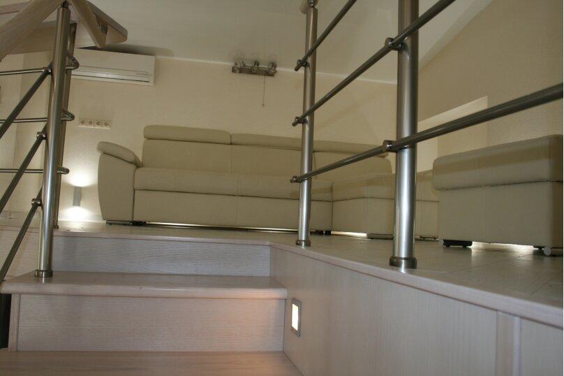 3-комн. квартира, 65 кв.м. на 7 человек, Прибрежная улица, 7, Партенит - Фотография 9