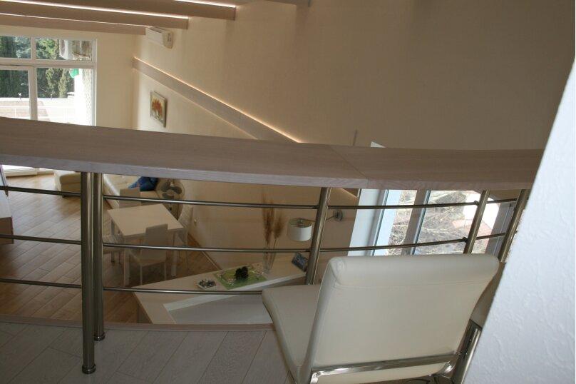 3-комн. квартира, 65 кв.м. на 7 человек, Прибрежная улица, 7, Партенит - Фотография 12