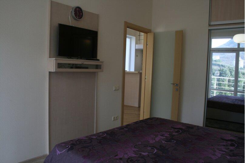 3-комн. квартира, 65 кв.м. на 7 человек, Прибрежная улица, 7, Партенит - Фотография 27